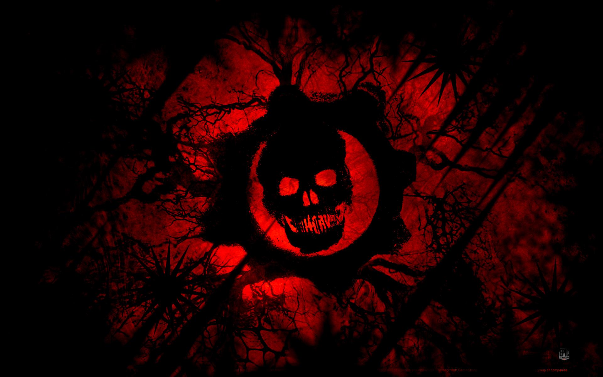 Gears Of War Logo 1 Play Reactor
