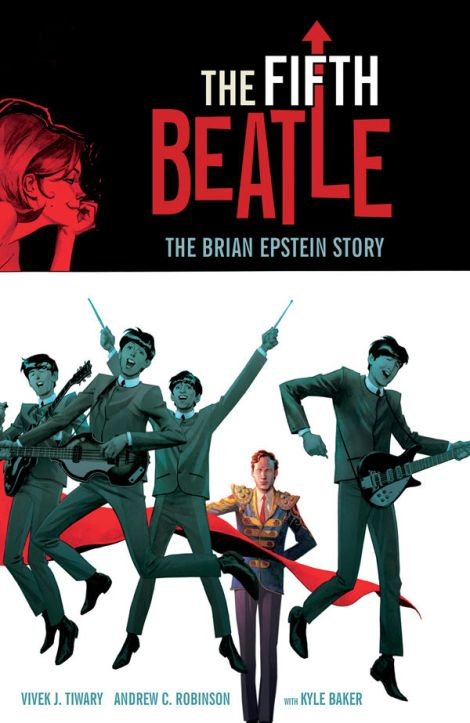 The Fifth Beatle The Brian Epstein Story cover