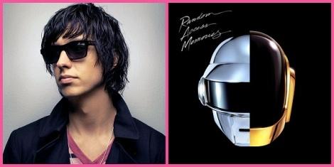 Julian Casablancas &Daft Punk