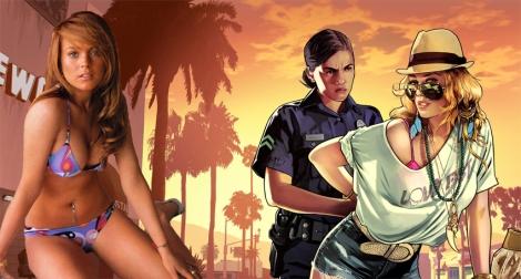 Lindsay Lohan denunciará a Rockstar Games por usar su imagen sin permiso