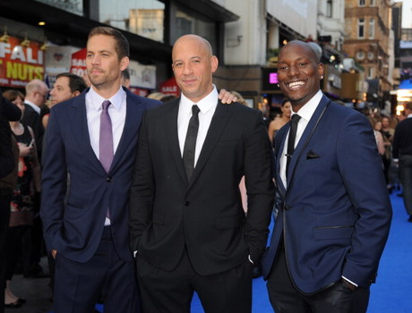 World Premiere Of Fast & Furious 6