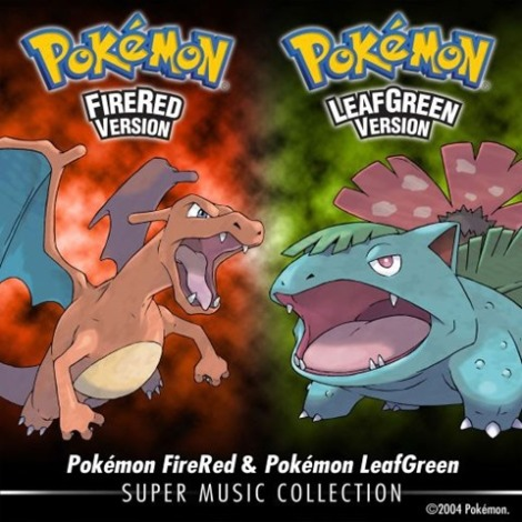 Pokemon FireRed & LeafGreen Super Music Collection