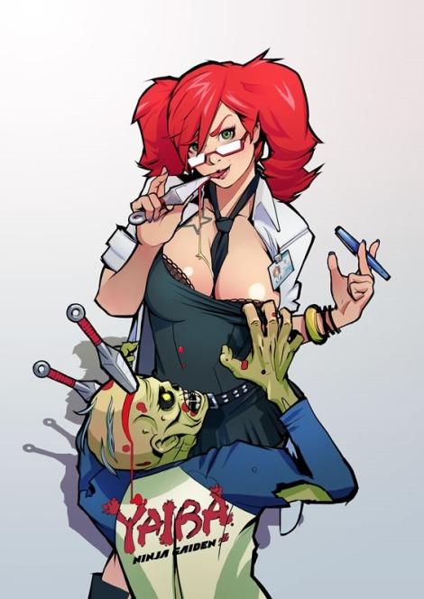 Yaiba-ninja-gaiden-z-Miss-Monday-1