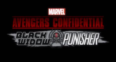 Marvel's Avengers Confidential Punisher Black Widow
