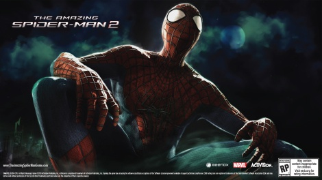 The-Amazing Spider-man 2-The-game-1