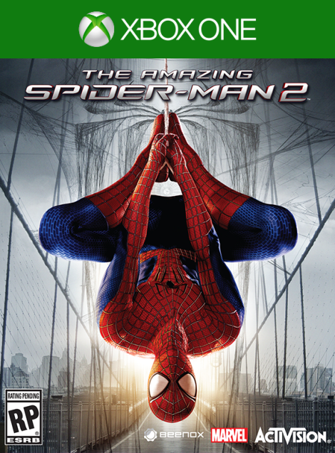 The-Amazing Spider-man 2-The-game