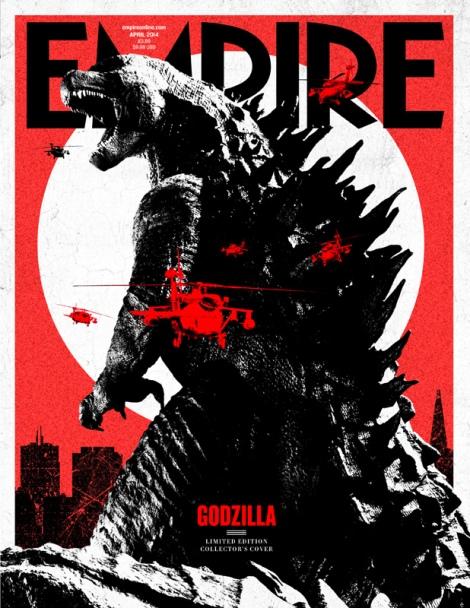 Godzilla-empire magazine