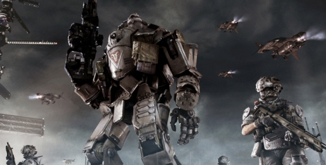 hands on beta titanfall