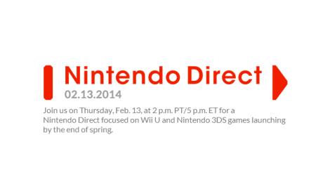 Nintendo Direct-13-02-14
