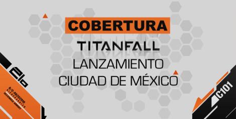 Cobertura TITANFALL