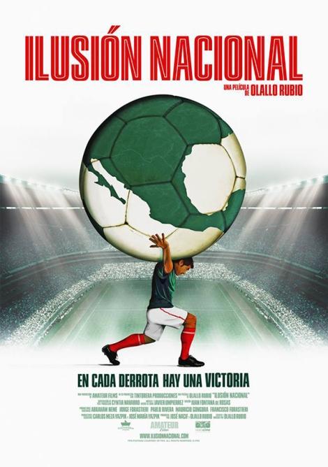 Ilusion Nacional Olallo Rubio-Poster