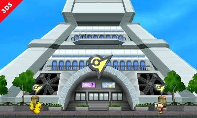 Super-Smash-Bros-for-3ds-Lumiose-city-1