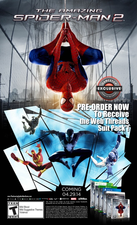 The-Amazing-Spider-Man-2-Pre-order-Bonus