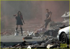 Set Film set sequel The Avengers