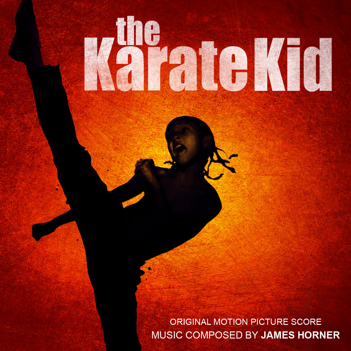 James Horner Karate Kid Piano Sheet