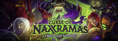 HearthStone-Heroes-of-Wacraft -Curse-of-Naxxramas-A-Hearthstone-Adventure