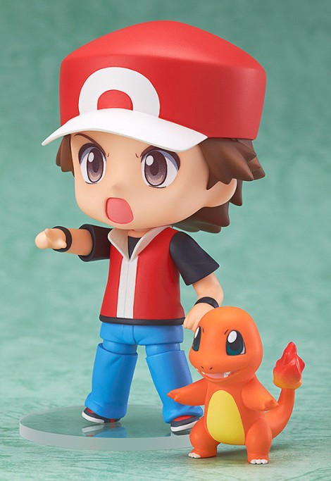 Nendoroid-Pokemon-red-4