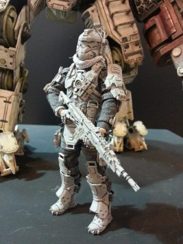 Titanfall piloto