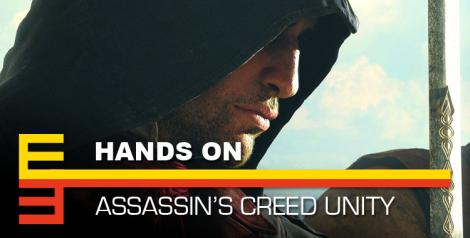 E3 2014 AC Unity