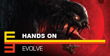 E3 2014 Evolve Hands on