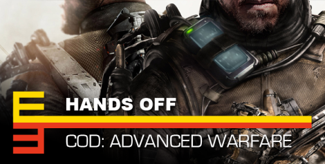 E3 2014 hand off Call od duty