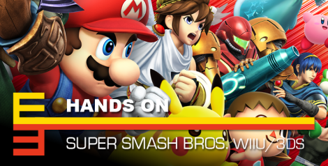 E3 2014 hands off smash