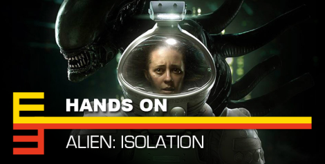 E3 2014 HANDS on alien
