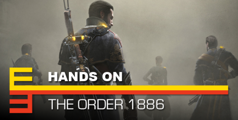 E3 2014 hands on The order