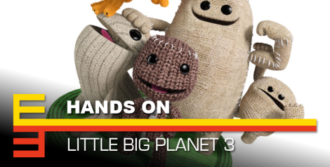 E3 2014 little big planet 3