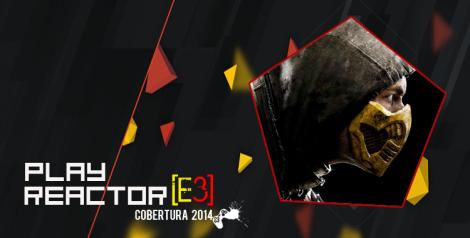 E3 2014-Mortal kombat X