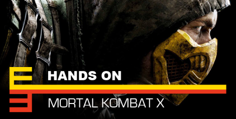 E3 2014 Mortal X