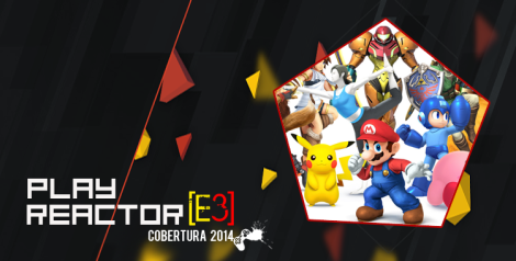 E3 2014-Smash Bross