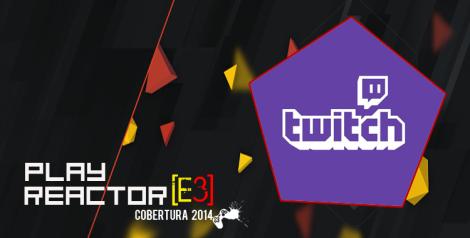 E3 2014-twitch