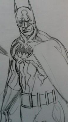 Batman, por Daniel Reyes