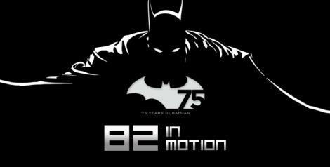 Batman In Motion