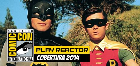 Comic con batman 60 - play reactor