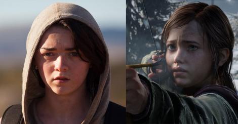 Ellie-the-last of us