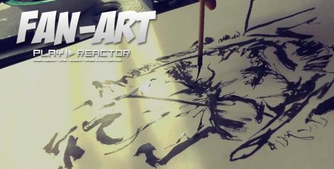 Fan art Play reactor