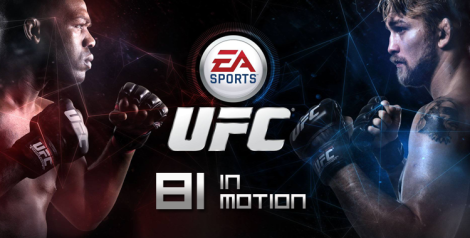 In motion ufc