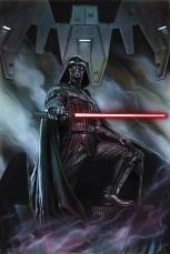 Darth Vader #1 portada de Adi Granov_Cov
