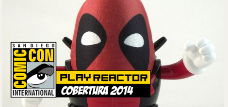 UCC Distributing SDCC 2014 - Play Reactor