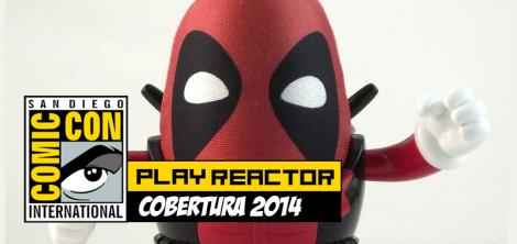 UCC Distributing SDCC 2014 - Play Reactor