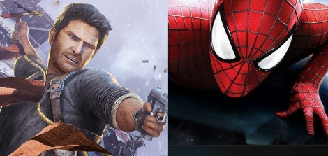 Uncharted-spider-man