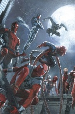 AMAZING SPIDER-MAN #10 DAN SLOTT (Escritor) • OLIVIER COIPEL (Dibujante y Portada) Portada variante por: GABRIELE DELL'OTTO