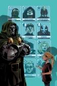 AVENGERS WORLD #15 NICK SPENCER (Escritor) MARCO CHECCHETTO (Dibujante) Portada por: KALMAN ANDRASOFSZKY Rocket Raccoon y Groot variant por: TBA