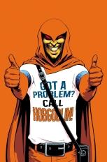 AXIS: HOBGOBLIN #2 KEVIN SHINICK (Escritor) Javier Rodriguez (Dibujante y Portada)