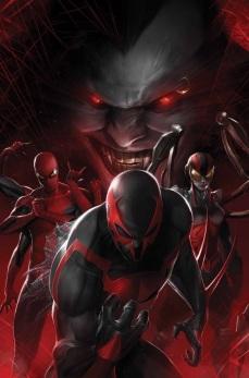 SPIDER-MAN 2099 #6 PETER DAVID (Escritor) • WILLIAM SLINEY (Dibujante) Portada por: FRANCESCO MATTINA