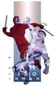 SUPERIOR IRON MAN #2 TOM TAYLOR (Escritor) • YILDIRAY ÇINAR (Dibujante) Portada por: MIKE CHOI Portada variante por: PHIL NOTO
