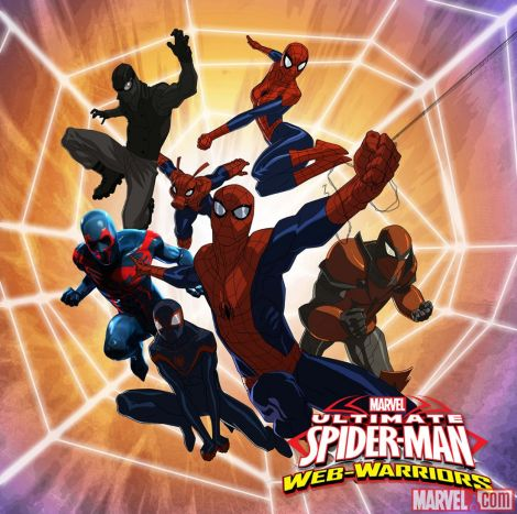 Ultimate spider man web warriors squirrel girl - photo#24