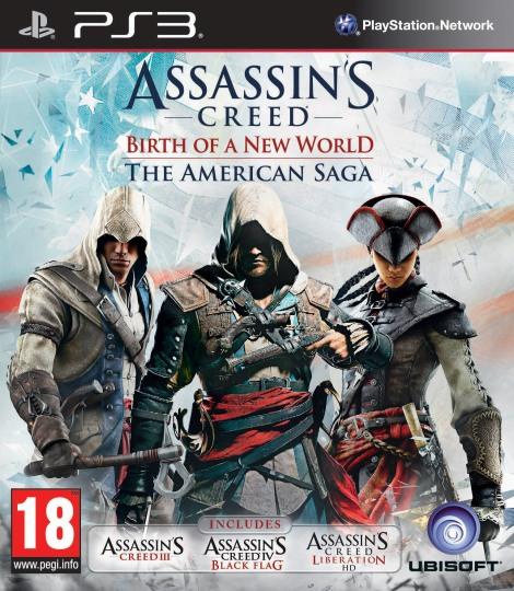 The American Saga PS3